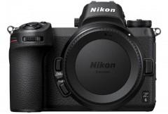 Полнокадровая беззеркальная камера для фото и видео: Nikon Z6
