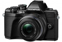 Беззеркальная камера начального уровня Olympus OM-D E-M10 Mark III