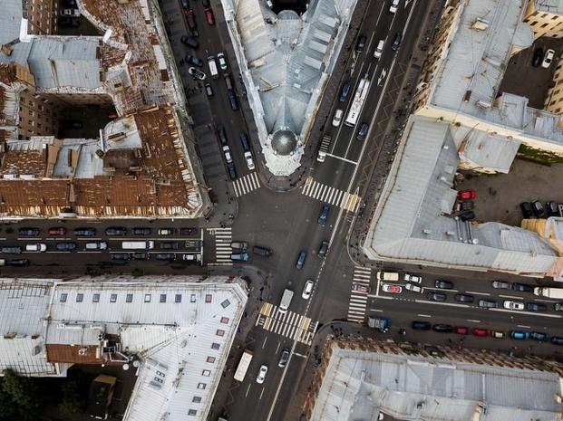 Квадрокоптер и пейзажная фотография - советы владельцам квадрокоптеров CopterTime