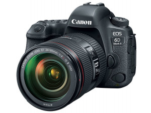 Зеркальный фотоаппарат Canon EOS 6D Mark II Kit 24-105mm F4L IS II USM