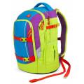 Рюкзак школьный Satch Flash Jumper с анатомической спинкой голубой