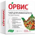 Чай для Иммунитета ОРВИС,быстрорастворимый, саше-пакетики № 20
