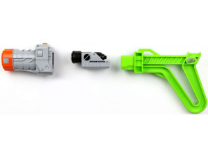 Silverlit Lazer Mad Снайперский набор (1 зелёный приклад, 1 световой модуль, 1 модуль и 20 м)