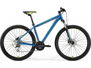 "Велосипед Merida Big Seven 20-D Blue (Green) 2019 M(17"")(93674)"