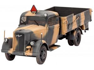 Revell Немецкий грузовик TYPE 2,5-