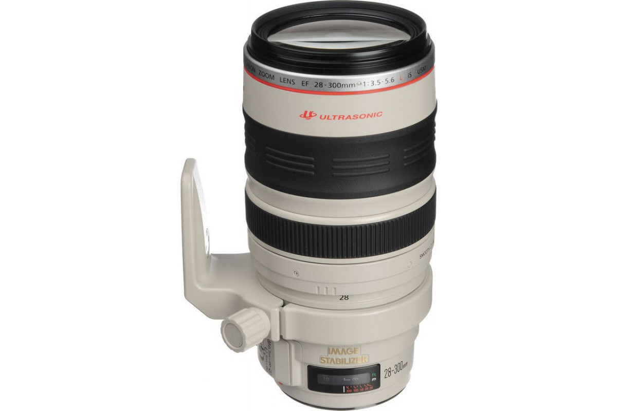 Canon EF 28-300mm f/3.5-5.6L IS USM X0912