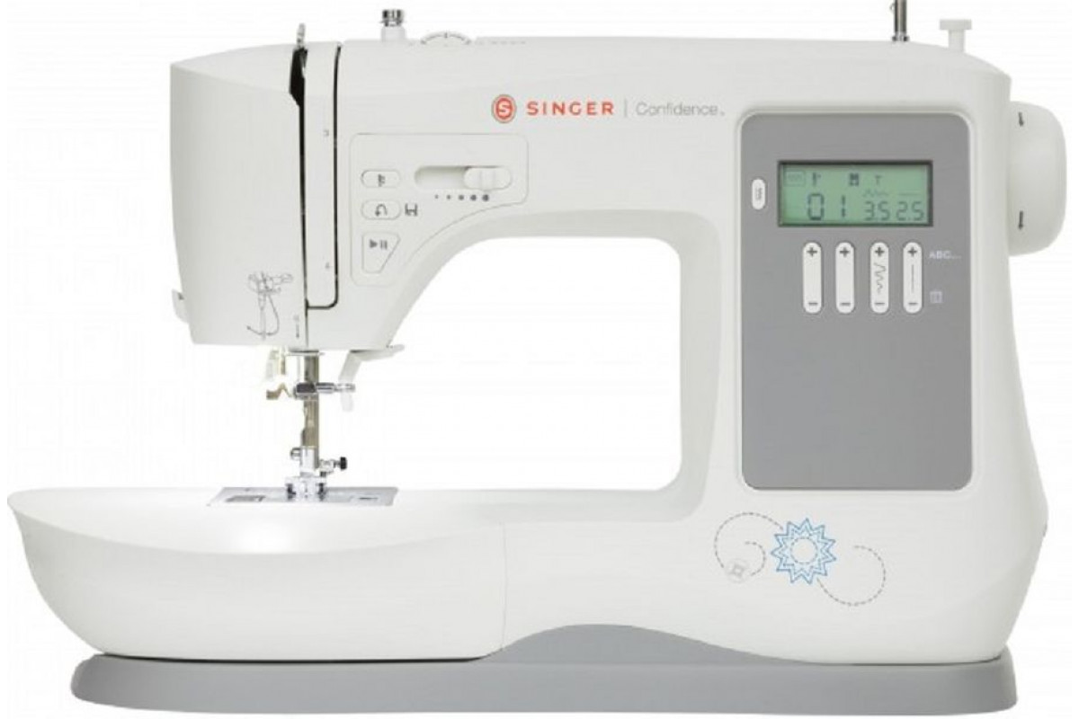 Швейная машина Singer Confidence 7640Q белый
