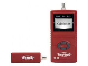 Детектор TESTBOY TESTBOY 28  скрытой проводки акустическая индикация