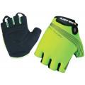 Перчатки вело мужские Indigo S Зеленый