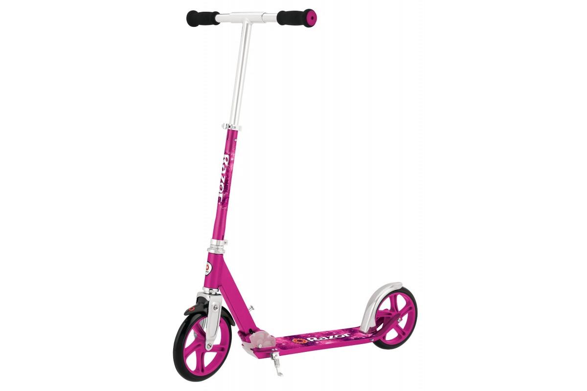 Razor A5 Lux Scooter самокат, розовый