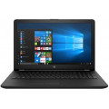 "Ноутбук HP 15-bs027ur (Core i3 6006U/4Gb/500Gb/DVD-RW/Intel HD Graphics 520/15.6""/HD (1366x768)/Free DOS) черный"