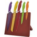 7329-WR Ножи-цветныеWinner (6пр.нержав. сталь+ пост.акр)