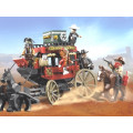 Lego The Lone Ranger Stagecoach Escape (Побег на дилижансе) 79108