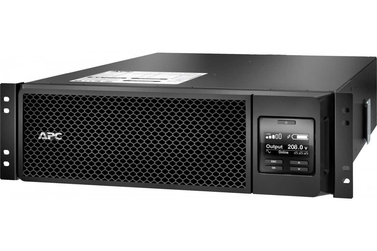 ИБП APC SRT5KRMXLI Smart-UPS SRT