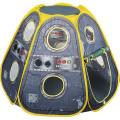 Calida 665 - детская палатка с шариками космический корабль