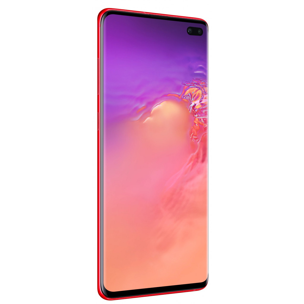 Смартфон Samsung (G975F) Galaxy S10+ 8/128GB Красный