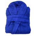 Халат махровый Алтын Асыр 54-56 (ХХХL) синий