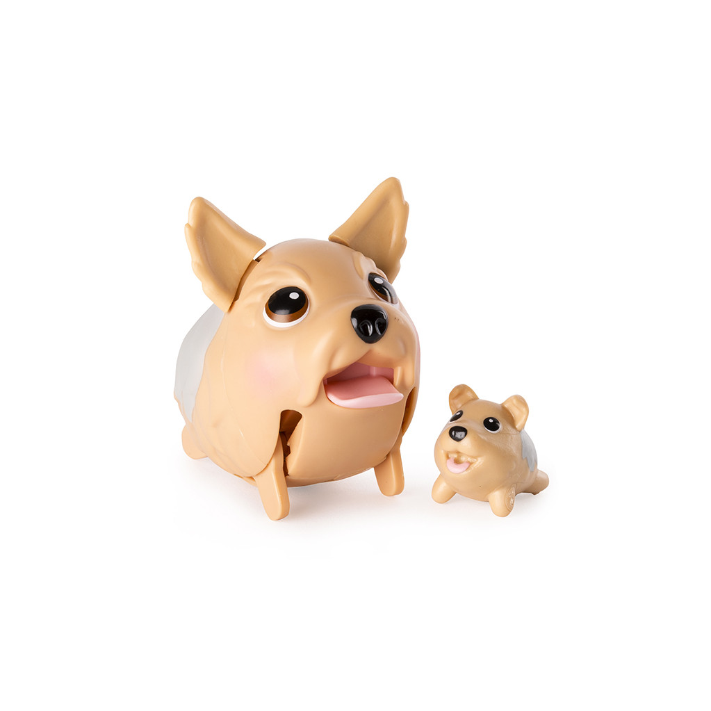Chubby Puppies коллекционная фигурка