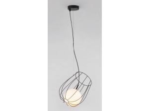 Подвесной светильник Eurosvet Basket 50139/1 черный