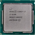 Процессор Intel Original Core i7 9700 Soc-1151v2 (BX80684I79700 S RG13) (3GHz/Intel UHD Graphics 630) Box