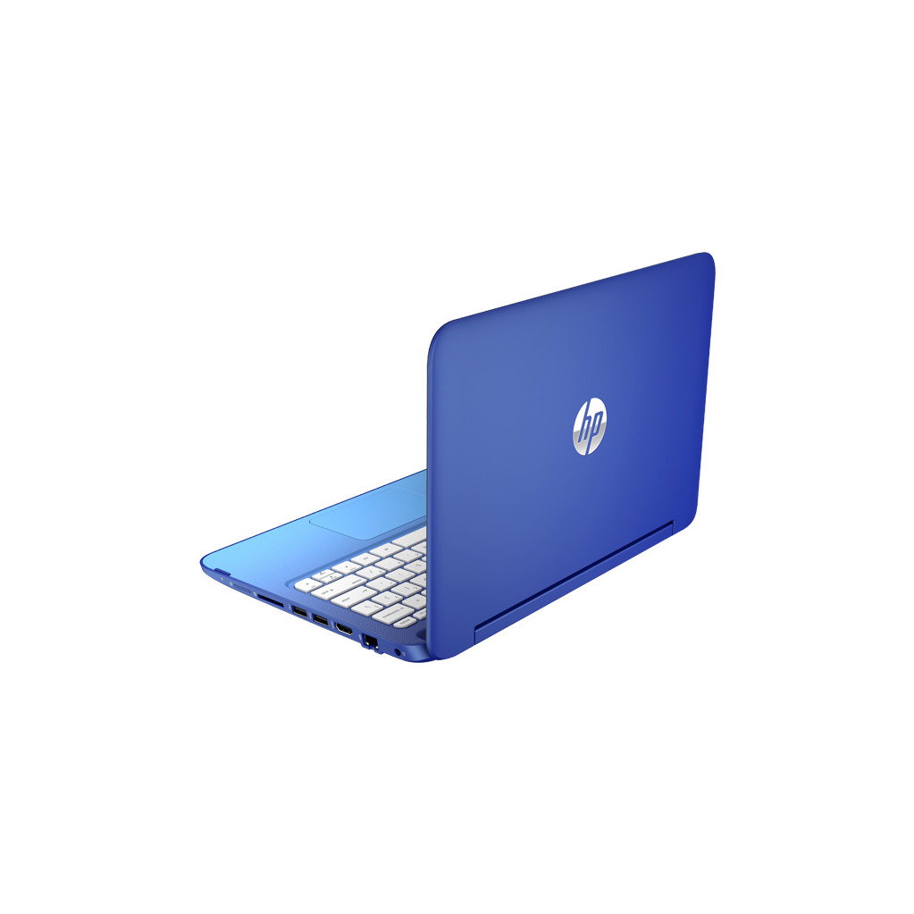 "Ноутбук 11.6"" HP Stream 11x360 11-p055ur (TouchScreen Celeron N2840 2Gb 32Gb SSD 3G W8.1) Blue"
