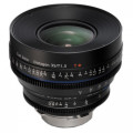 Carl Zeiss CP.2  1.5/35 T* - metric Super Speed PL