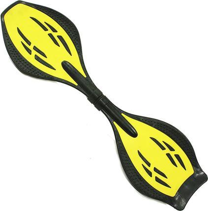 Dragon Board Destroy - двухколесный скейт желтый