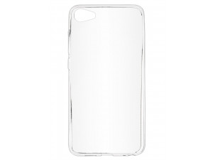 Чехол для смартфона Meizu U10  Silicone (прозрачный), Aksberry