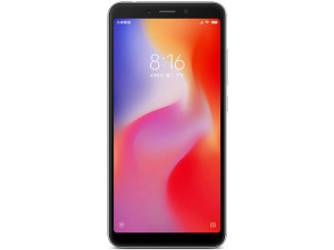 Смартфон Xiaomi RedMi 6 4/64Gb Black EU