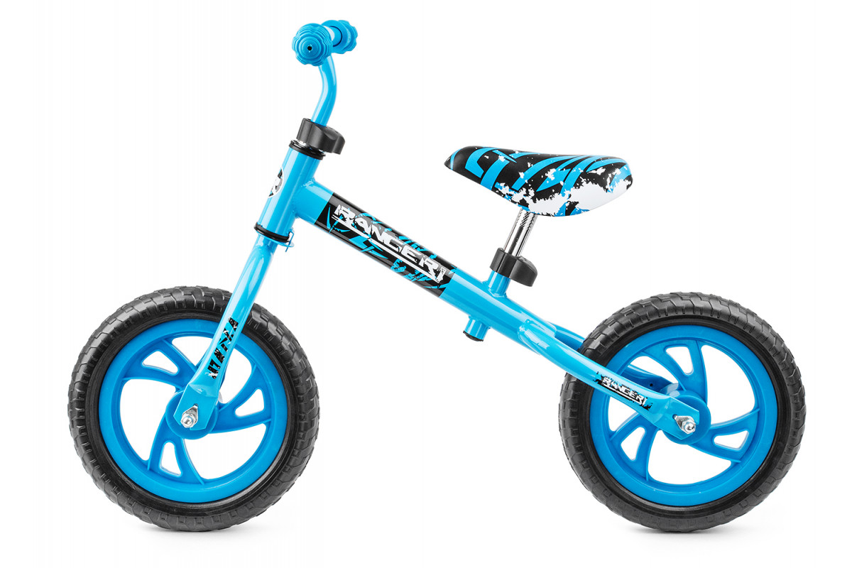Small Rider Ranger - детский ковбойский беговел синий
