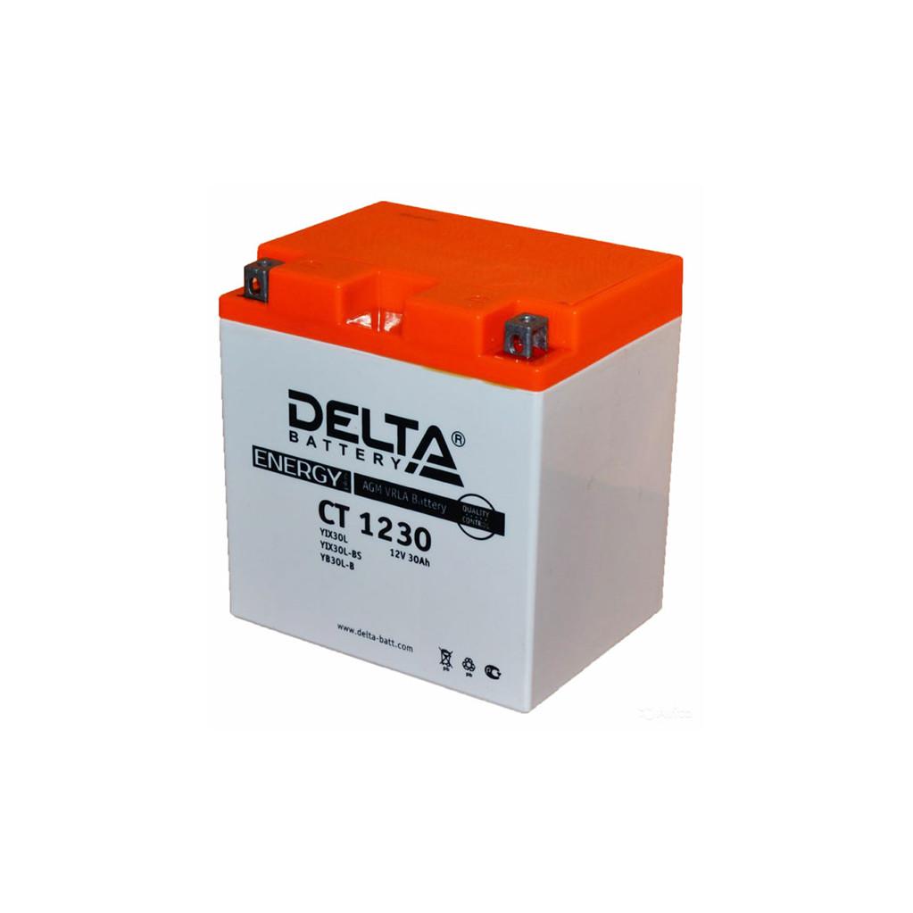 Аккумулятор Delta CT 1230