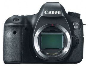 Зеркальный фотоаппарат Canon EOS 6D Body X1913
