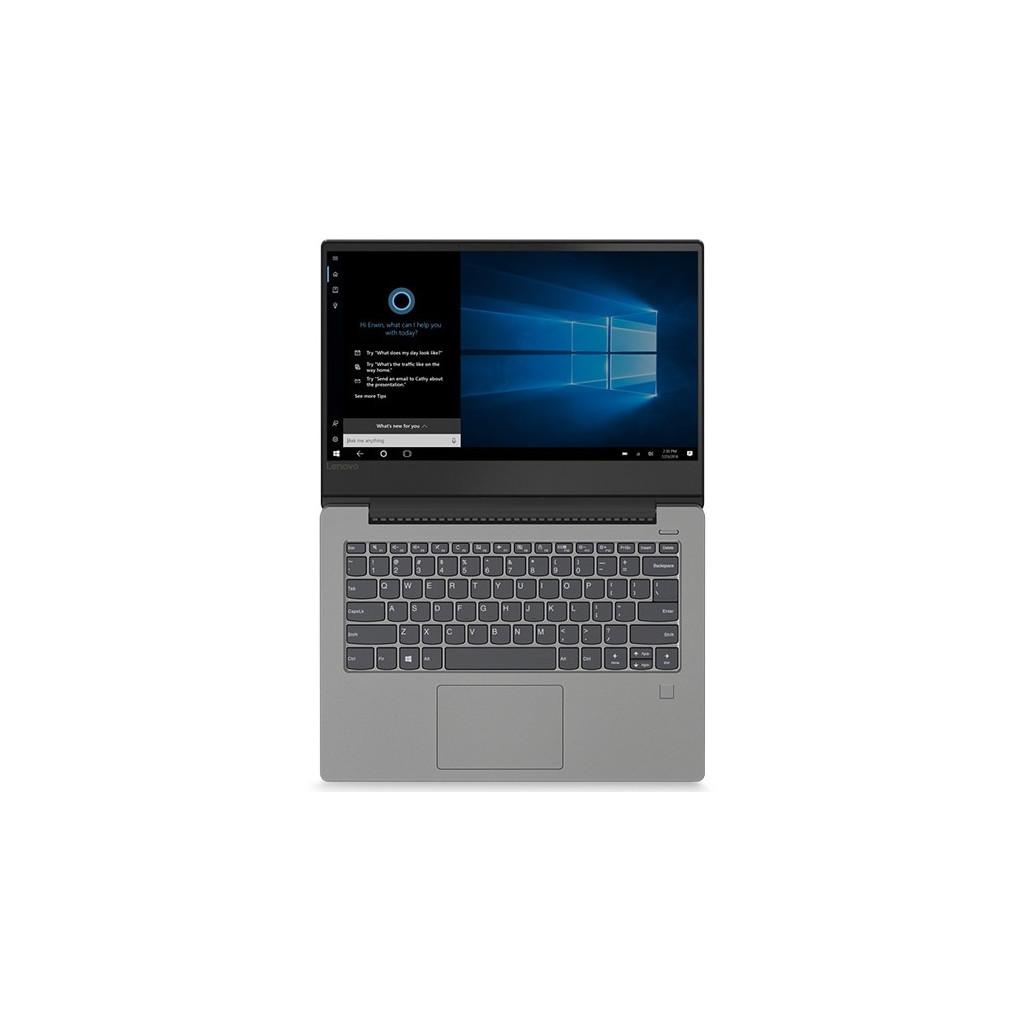 "Ноутбук Lenovo Ideapad 330s 14 AMD (AMD A9 9425 3100 MHz/14""/1920x1080/4GB/256GB SSD/DVD нет/AMD Radeon R5/Wi-Fi/bluetooth/Windows 10 Home) серый"