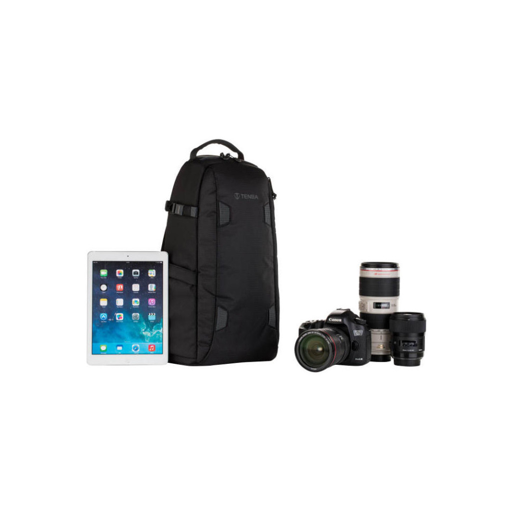 Рюкзак Tenba Solstice Backpack 12 Black для фототехники