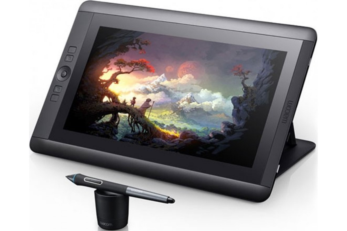 Графический планшет Wacom Cintiq PRO 13 HD Interactive Pen Display