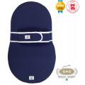 Dolce bambino Кокон-матрас Dolce Cocon Plus для новорожденных, синий