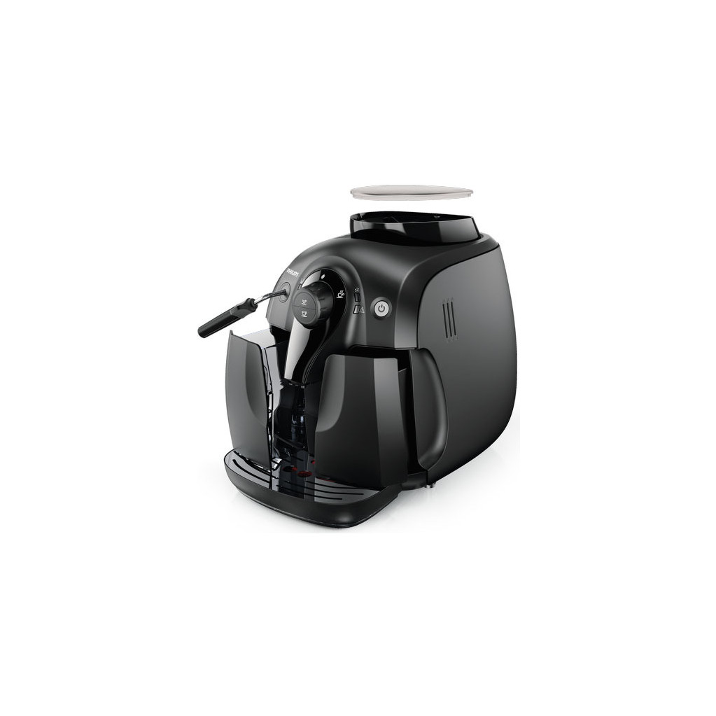 Кофемашина Philips HD8649/01 Чёрный