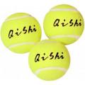 Мяч для большого тенниса QISHI T716 (3 шт)