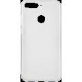 Чехол для смартфона Huawei Y6/Y6 Prime (2018) Silicone iBox Crystal (прозрачный), Redline