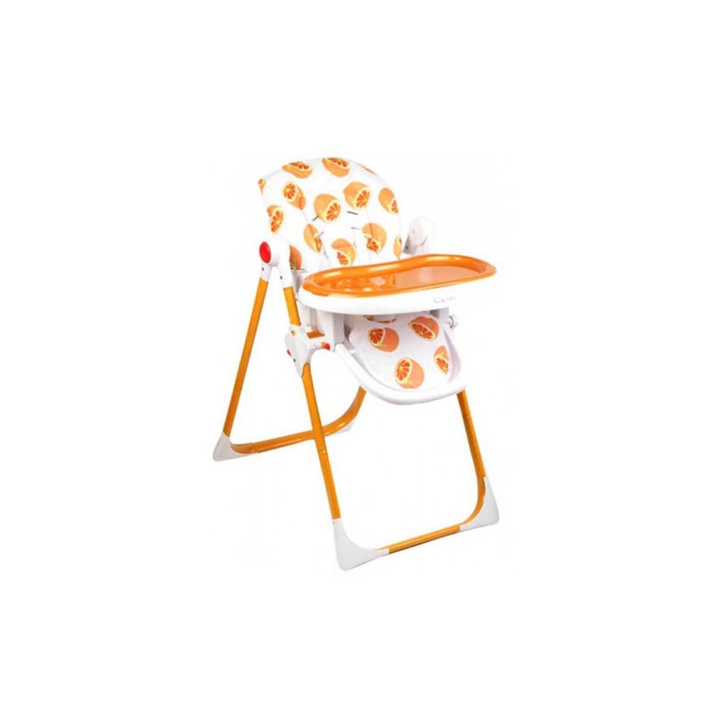 Capella S-202 - стульчик для кормления (оранжевый)