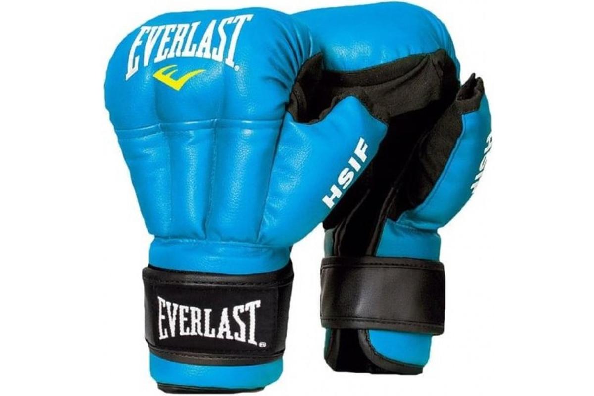 Перчатки для рукопашного боя EVERLAST HSIF RF3212 Синий 12 унций