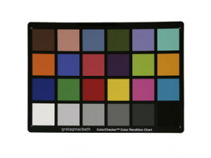 Цветовая шкала X-Rite ColorChecker Classic
