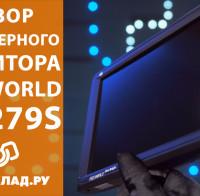 Видеообзор накамерного монитора Feelworld FW279S