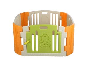 Edu-Play BR-7315MG - детский манеж-ограждение с зеркалом