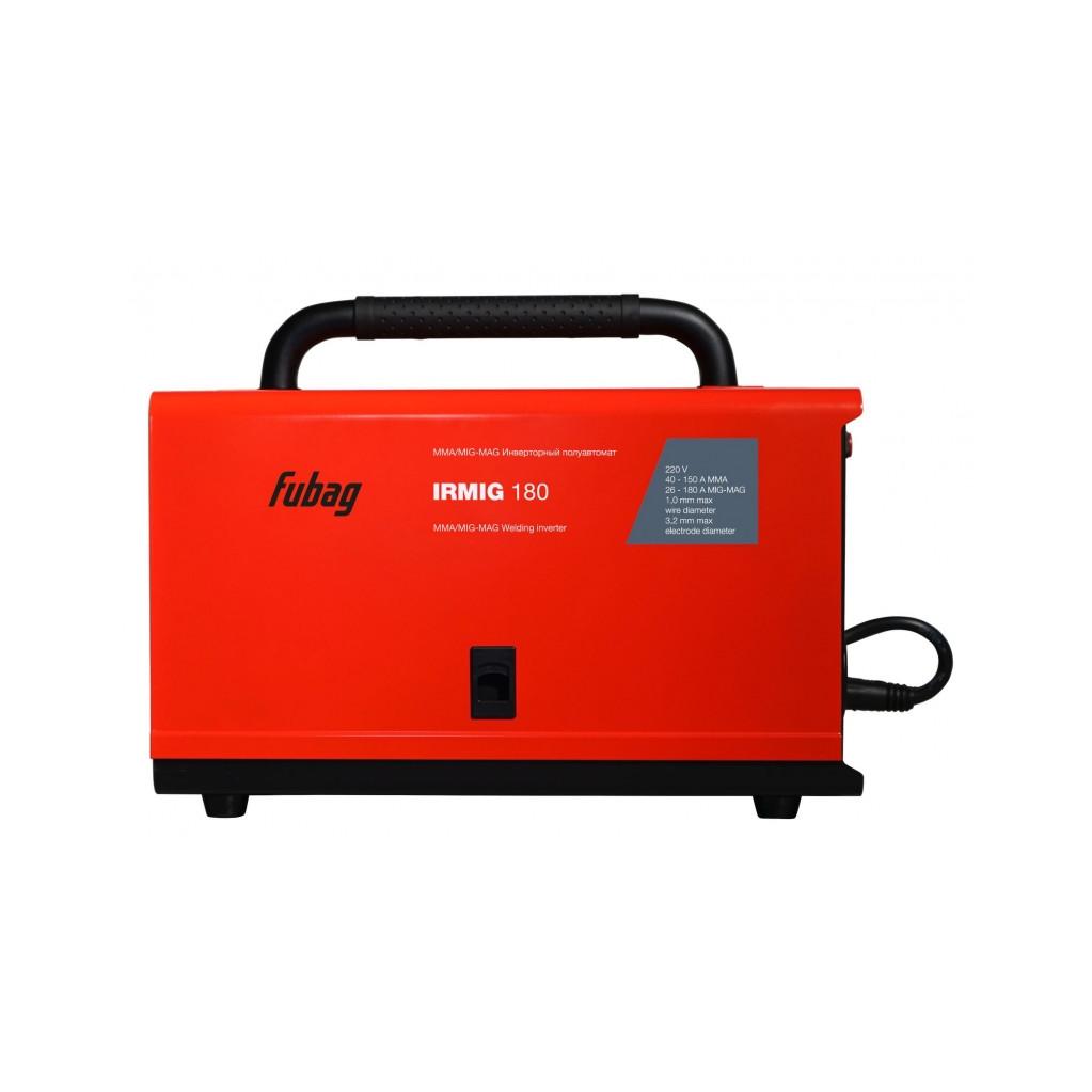 Сварочный аппарат Fubag IRMIG 180 (31432) полуавтомат инвертор + горелка FB 250 3м