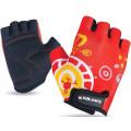 Перчатки вело детские Винтик Indigo 3XS Красный