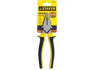 Плоскогубцы STAYER HERCULES Professional 2203-1-16, 160мм