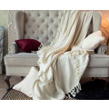 Покрывало INDIBIRD HOME Riviera Collection Грас Молочный 180х220