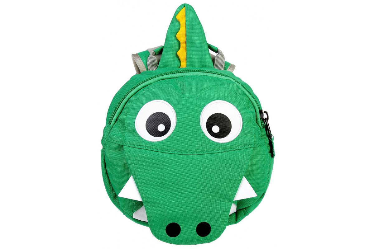 Affenzahn Kai Crocodile - рюкзак детский зелёный