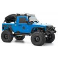Автомобиль внедорожный RGT EX86100 4WD комплект деталей без электроники, синий